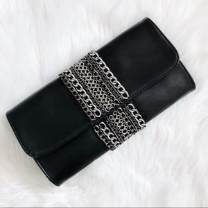 Nasty Gal x Nila Anthony Main Chain clutch